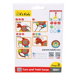 Turn and Twist Horse