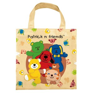Buddies Small Tote Bag