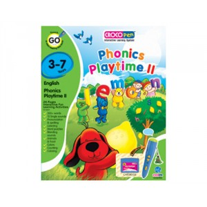 Phonics Playtime II (3-7 Years)