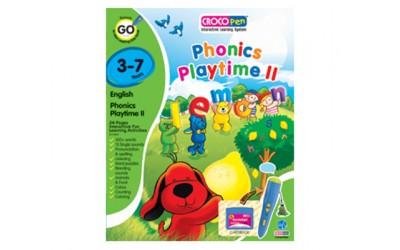 Phonics Playtime II (3-7 Years)