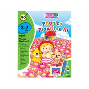 Phonics Playtime III (3-7 Years)