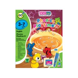 Phonics Playtime IV (3-7 Years)