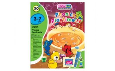 Phonics Playtime IV (3-7 Years)
