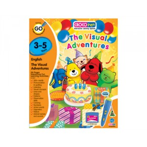 The Visual Adventures (3-5 Years)