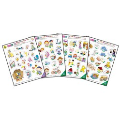 "Talking Stickers ""Pack 1 Vocabulary"""