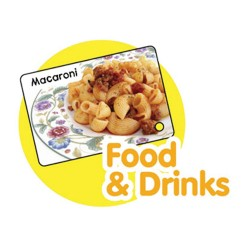Talking Flash Cards- Food & Drinks
