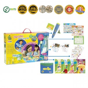 CROCOPen™ Phonics Learning Kit (Blue Case)