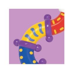Inchworm Twist Rattle
