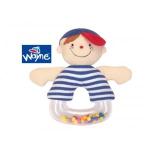 Beads Rattle - Wayne