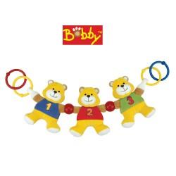 Pram Toys - Bobby