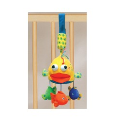 Hang N Clip Pals - Whale (with handle)