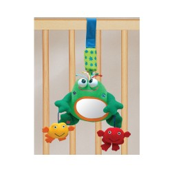 Hang N Clip Pals - Frog (with handle)