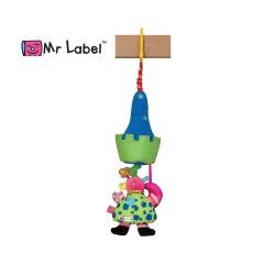 Musical Stroller Pals - Mr. Label