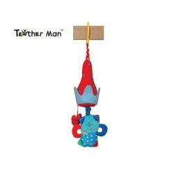 Musical Stroller Pals - Teether Man