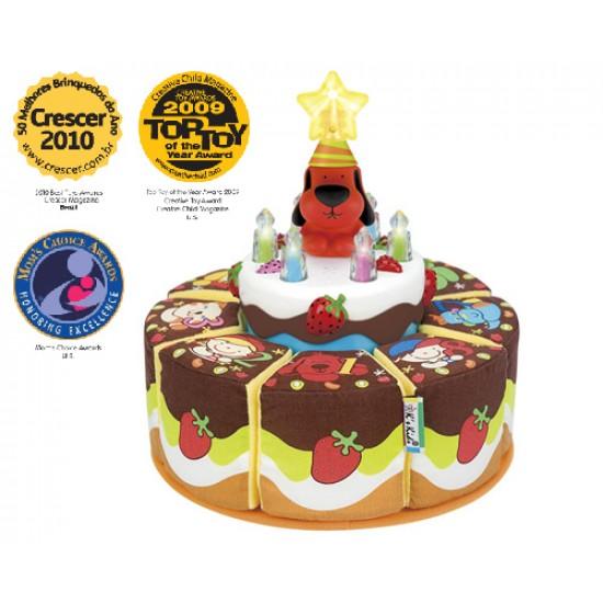 Brilliant My Singing Birthday Cake Personalised Birthday Cards Paralily Jamesorg