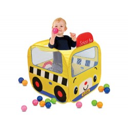 School Bus Ball Pool