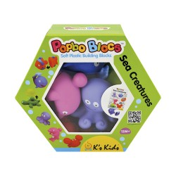 POPBO BLOCS- Sea Creatures
