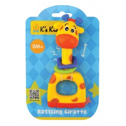 Rattling Giraffe