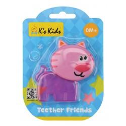 Teether Friends - Cat