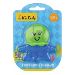 Teether Friends - Octopus