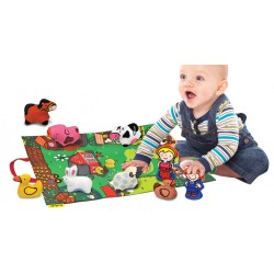Take Along Play Set - Farmyard