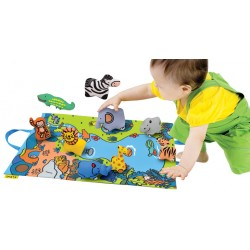 Take Along Play Set - Jungle