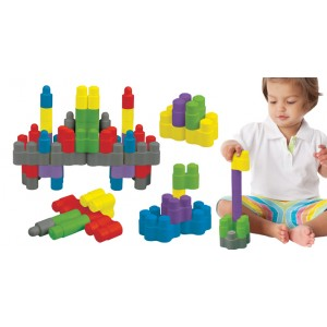 POPBO BLOCS - Bag-and-go Playmat Set
