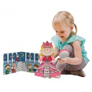 Role Play Doll Sets - Princess and Ballerina