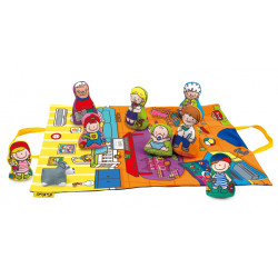 Take Along Play Set – Family