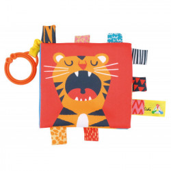 Crinkling Soft Book-Animals