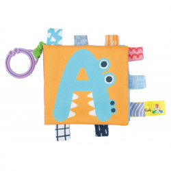 Crinkling Soft Book-ABC