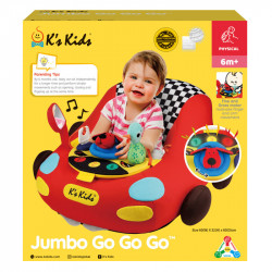 Jumbo Go Go Go (2020 New Version)