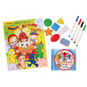 Patrick's Party - Pop Up Activity Book