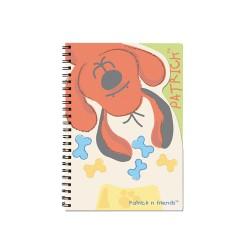 A5 Notebook - Patrick