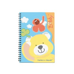 A5 Notebook - Bobby