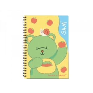 A5 Notebook - Sam