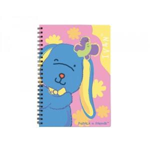 A5 Notebook - Ivan
