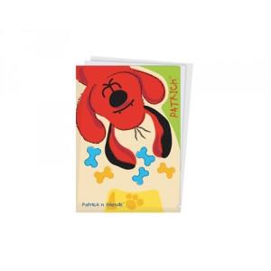 A4 Plastic Folder - Patrick