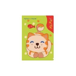 A4 Plastic Folder - MiMi