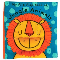 My Flip Flap Book of Jungle Animals